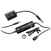 Audio-Technica ATR3350 Omnidirectional Lapel Wired Condensor Microphone