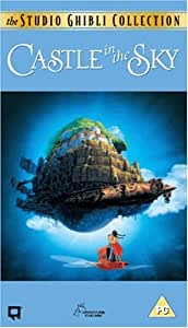 Castle In The Sky [VHS] [UK Import]