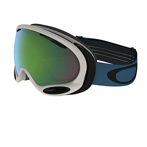Oakley A-Frame 2.0 Skibrille, Oxide Legion Blue/prizm Jade Iridium, One Size