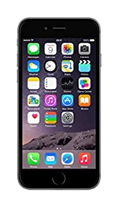 Apple iPhone 6 Space Grey 64GB (UK Version) SIM-Free Smartphone