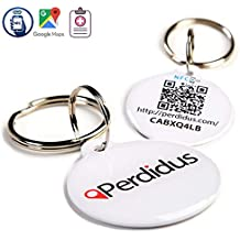 Placa identificativa inteligente para mascotas con NFC, QR, WebID - Perdidus