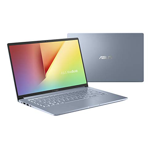 "Asus VivoBook S403FA-EB116T PC Portable 14"" FHD (Intel Core i5-8265U, Mémoire RAM 8Go, 512Go SSD, Windows 10) Clavier AZERTY Français"