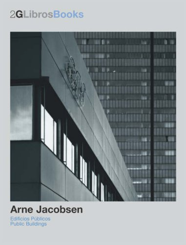 Arne Jacobsen: Public Buildings (2G Books)