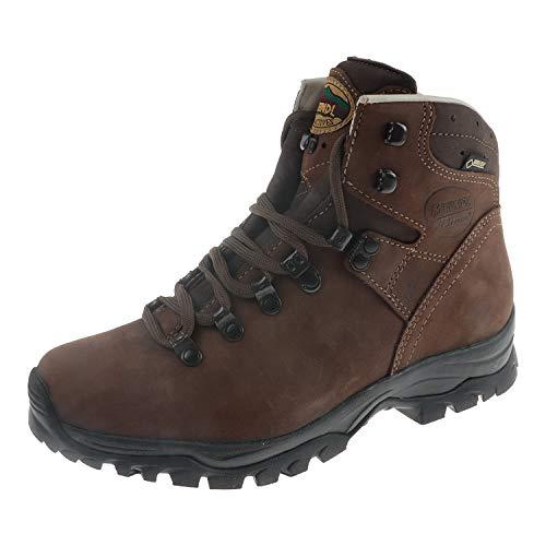Meindl Damen Schuhe Wanderschuhe Outdoorschuhe Wales Lady 2 MDFS braun292310 (7 UK)