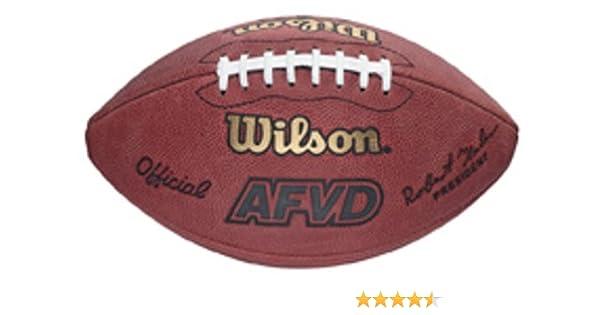 Senior SC WL0206101141 Rot Wilson Football AFVD Game Ball