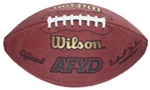 Wilson Football AFVD Game Ball (off. German League)
