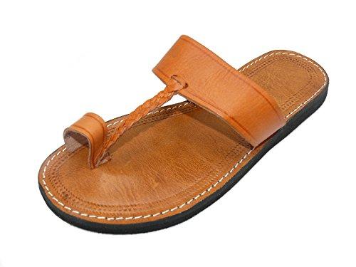 Orientalische Leder Schuhe Orient Sandalen - Damen, Schuhgrösse:41