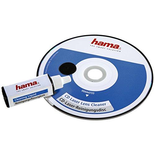 Hama CD-Laser-Reinigungsdisk, einzeln verpackt