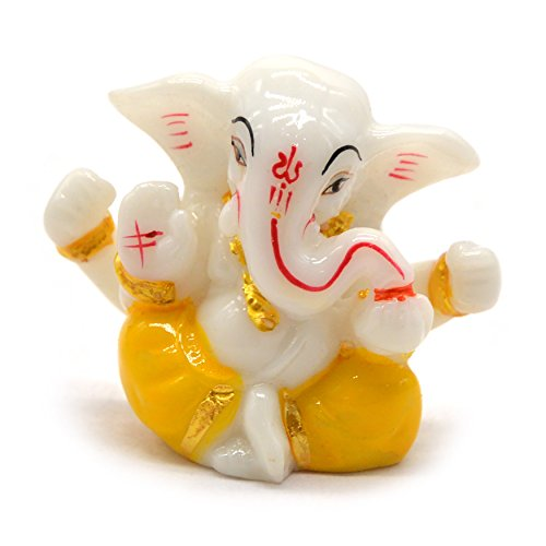 iKraft Lord Ganesha Car Dashboard Idol Divine Blessing Lord Ganesh Success God...