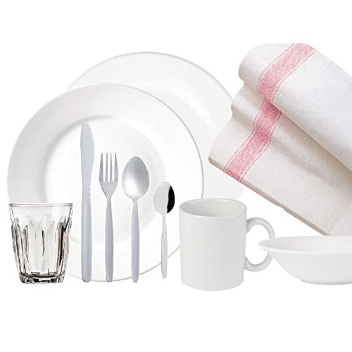 Student Kitchen Pack - Basic 10 piece set.