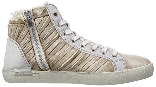 CAFèNOIR Sneaker Damen Hohe Sneakers Beige (273 TAUPE)