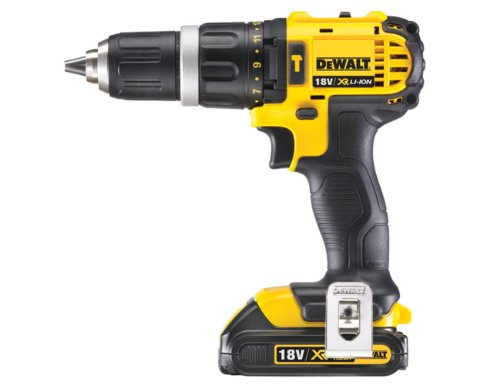Dewalt DCD785C2-QW Taladro percutor XR 18V 13 mm 60Nm