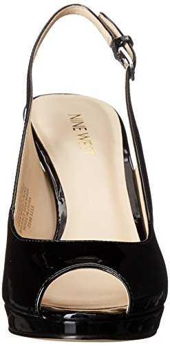 Nine West Emilyna Synthetic Kleid Pump Black