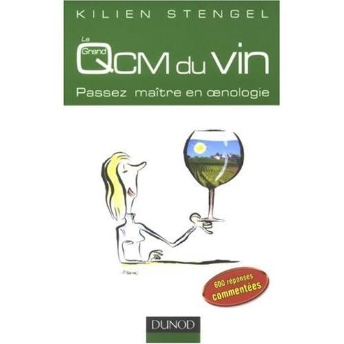 Le Grand QCM du vin