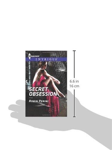 Secret Obsession (Harlequin Intrigue)