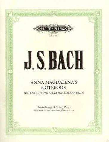Notenbuch der Anna Magdalena Bach - Eine Auswahl v...