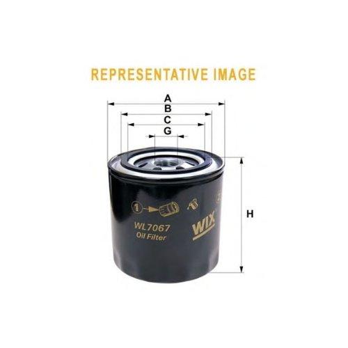 Preisvergleich Produktbild Wix Filters WL7459 Ölfilter