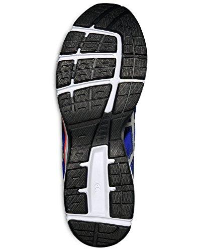 Gel Galaxy 8 Mens Running Shoes - Asics Blue Bleu