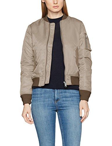Brandit Damen Jacke Marcy Girls Bomberjacket, Beige (Camel 70), Small