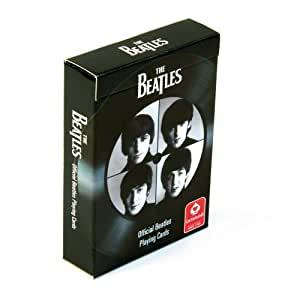 The Beatles Playing Cards