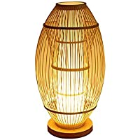 ZYCkeji Zart Bambus Tischlampe, minimalistische Schreibtischlampe Zen Tischlampe Schlafzimmer Nachttischlampe... preisvergleich bei billige-tabletten.eu