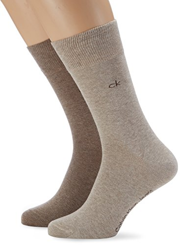 Calvin Klein Men's ECP275  opaque Ankle Socks