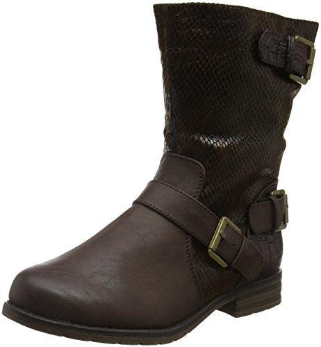 Lotus Women's Cali Ankle Boots, Brown (Brown Print), 6 UK (39 EU)