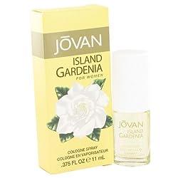 Jovan - Island Gardenia Perfume - For Women - Cologne Spray .375 Fl Oz