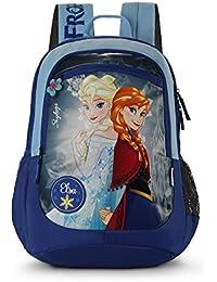 Skybags Sb Frozen Champ 18.0063 Ltrs Blue School Backpack (SBFRC01BLU)