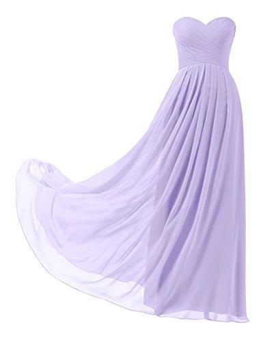 kleider für hochzeitsgäste schwarz weiß Brautjungfernkleider Pastell