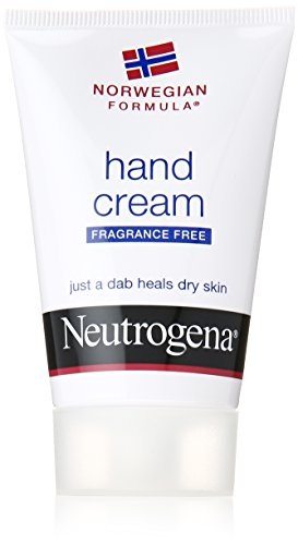 Neutrogena Hand Cream Norwegian Formula, 60ml (Pack of 3)