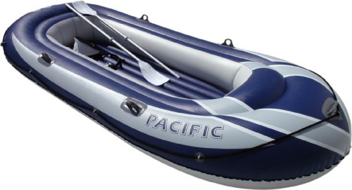 Sun and Sea Bootset Pacific 270 Boot Set, blau/Grau, 256 x 119 cm