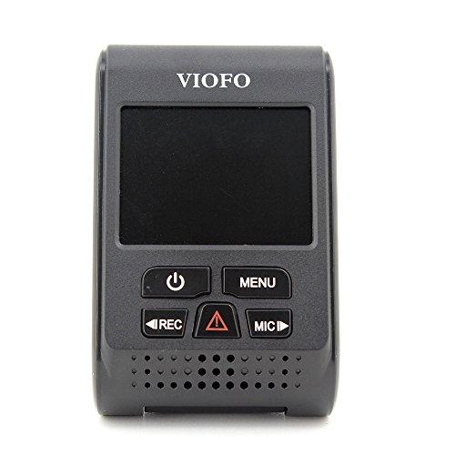 Boblov VIOFO A119 Capacitor Novatek 96660 OV4689 Cmos Lens H.264 HD 1440p 1296P 1080P Car Dashboard Dashcam Crash Camera Video Recording DVR