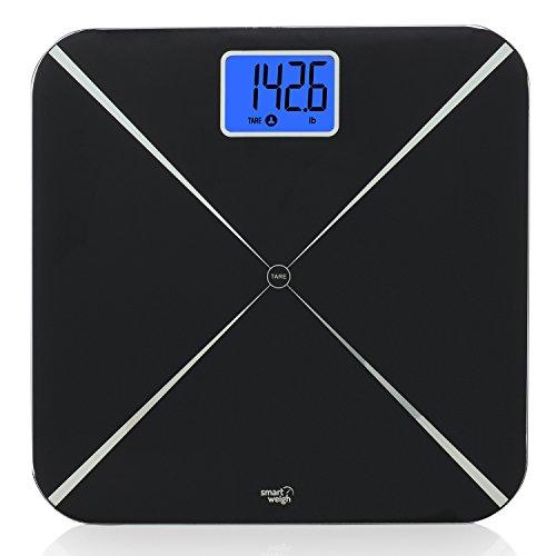 Smart Weigh Báscula de baño digital...