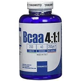 Bcaa 4:1:1- Yamamoto Nutrition