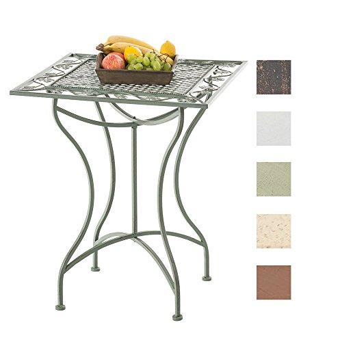 CLP Tavolino in ferro ASINA, fatto a mano, 60 x