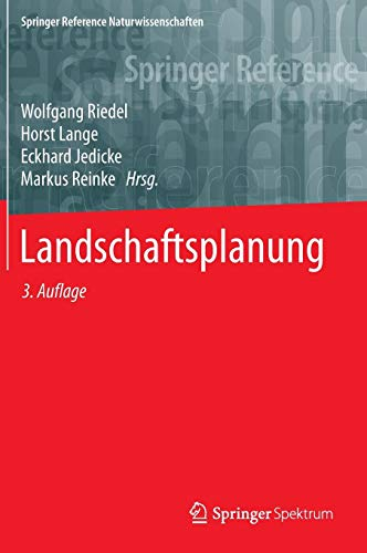 Landschaftsplanung (Springer Reference Naturwissenschaften)