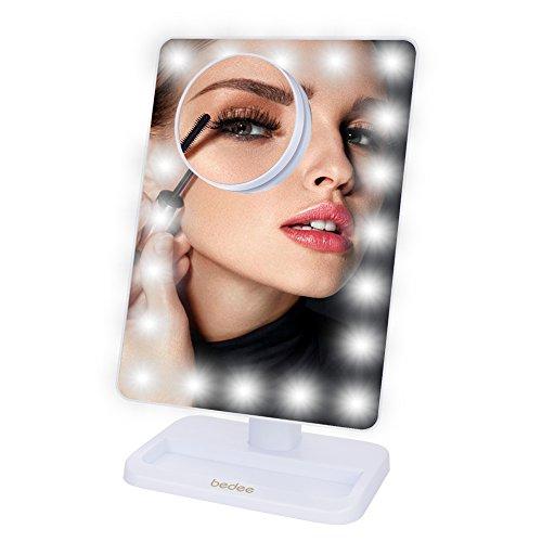 Large Mirror With Lights Amazon Co Uk