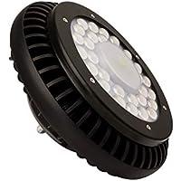 Campana LED UFO Driverless 100W Blanco Frío 5000K-5500K efectoLED
