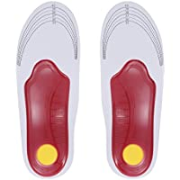 healifty 1pair of Orthotic Arch Support Breathable Shoe Inserts Shock Absorption Shoe Insoles Flatfoot Correction... preisvergleich bei billige-tabletten.eu