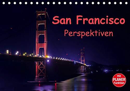 Tower Telegraph Hill (San Francisco PerspektivenCH-Version (Tischkalender 2020 DIN A5 quer): San Francisco - Stadt auf 48 Hügeln (Geburtstagskalender, 14 Seiten ) (CALVENDO Orte))