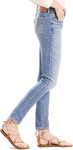 Levi's - Jeans 711 Skinny - 711 SKINNY LONE WOLF