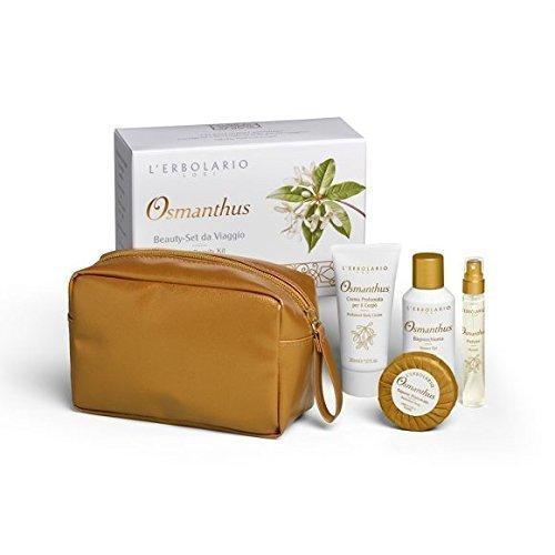L 'erbolario Osmanto Limited Edition Travel beauty kit