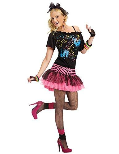 Generique - 80er Jahre Damen Kostüm M / -