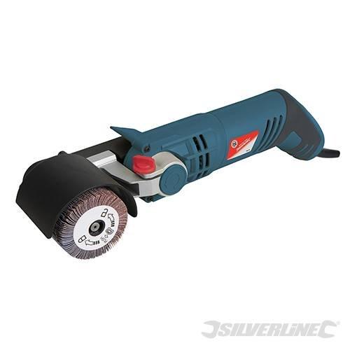 Satiniermaschine Silverstorm Schleifroller, 420 W 806145 60 mm