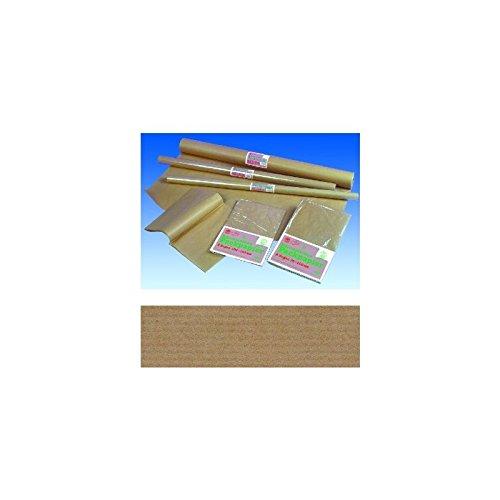 Packpapier-Rolle, 100cm breit, 10m lang, braun, 80 g/qm