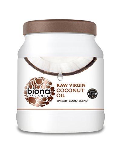 Biona Bio Kokosnussöl Roh, 1,2 kg -