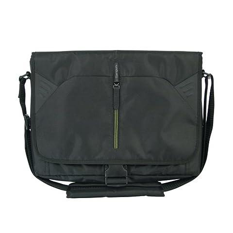 Targus Dart Messenger Case for 13.3 inch Ultrabook and Macbook - Black