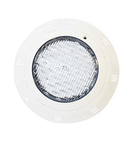 Foco de piscina LED 25W para superficie (Pared de piscina) 2250 lumens...