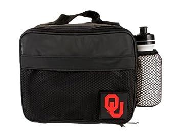 Mighty Mac Oklahoma Sooners Ncaa Insulated Lunch Bag - 1